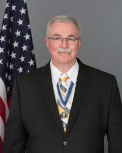 President Allen Greenly