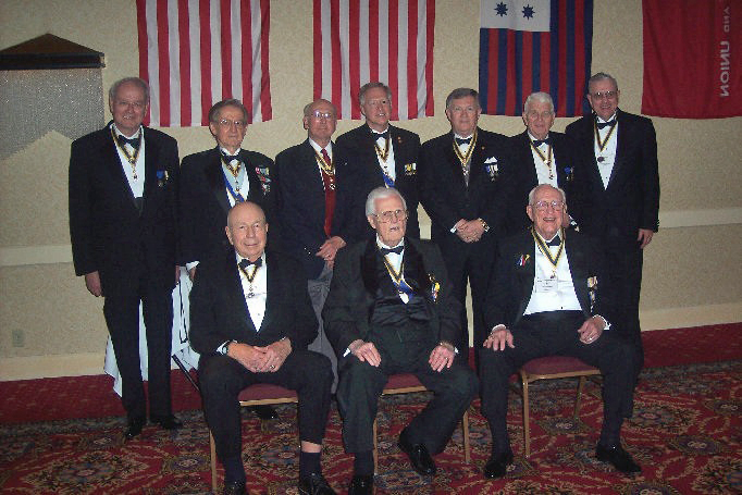 Georgia Society Past President's at 2006 Annual Meeting