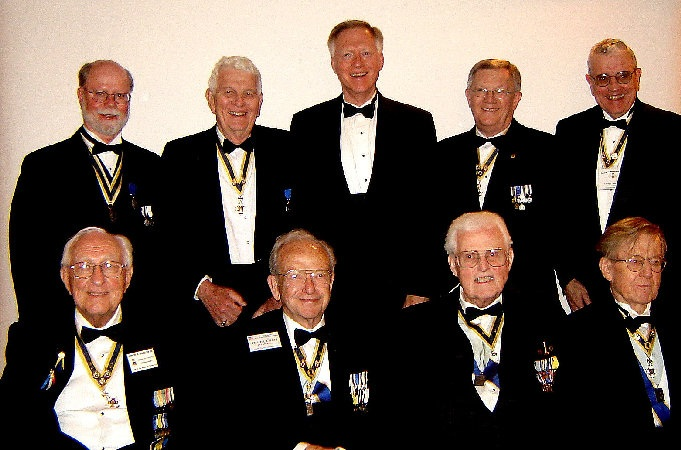 Georgia Society Past Presidents' at 2007 Annual Meeting
